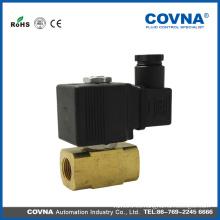 Electroválvula válvula de agua de latón 24v
