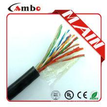 Fabrik Preis Underground Multi Paar 10p cat3 lan Kabel mit Gel gefüllt