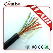 Фабричная цена Подземный кабель Multi Pair 10p cat3 lan с заполненным гелем