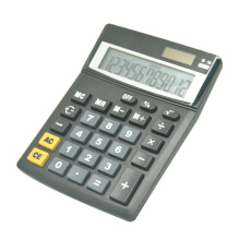 Dual Power Semi Desktop Calculator with Memory Function