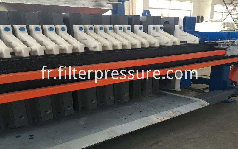 Starch Chamber Filter Press 2