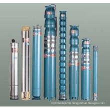 Vertical High Pressure Deep Well Submersible Water Pump