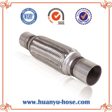 Nippel Auspuff Flexible Rohr