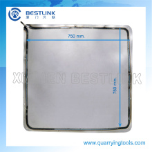 Water Filled Steel Stone Push Bags