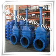 "Válvula de Válvula de Válvula de Válvula de Válvula manual de aço carbono Wcb (24 "")"