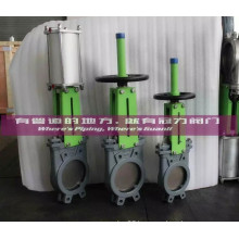 Zero Leakage Soft Seat Knife Gate Valve