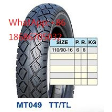 Motorcycle Tyre 110/90-16 Hot.