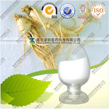 Чистота 98% Природный гинзенозид Rb1