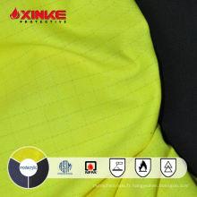 Xinke EN 11612 modacrylic intrinsèquement ignifuge tissu matériel