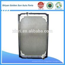 Dongfeng DCEC motor radiador 1301010-N9HB0 para camiones pesados