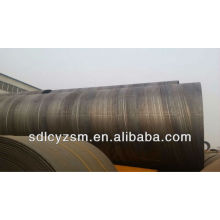 carbon steel pipe diameter 1500mm/1500mm Diameter Spiral Welded Steel Pipe
