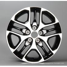 jantes en aluminium de voiture poplur roue en alliage de voiture