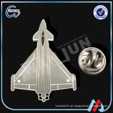 Emblema do pino da lapela do avião
