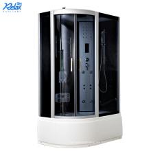 Precio de fábrica sala de ducha de vapor con ducha
