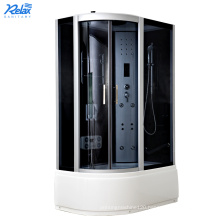 Factory price steam shower room with shower