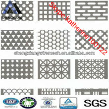 decorative metal perforated sheets