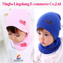 2015 Hot Sale Unisex Baby Beanie Hat Cap Children Accessories Cotton Soft Cute Hat Toddler Boys & Girls kids knitted Hat Cap