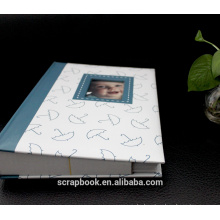 Hangzhou Hot cheap leather album scrapbooking traditional photo albums
