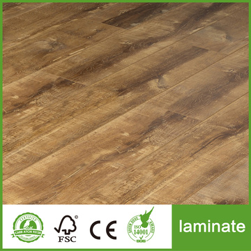 Venda quente 12mm hdf mdf Laminated Flooring