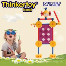 Plastikblöcke Ausbildung Spielzeug für Kinder