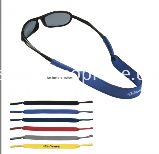 Alt Custom Logo Glasses Strap