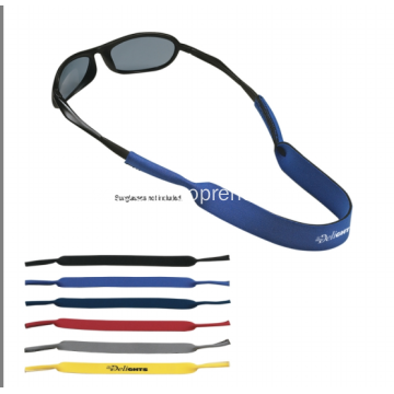 Custom Floating Outdoor Sport Neopren Glasögon Rem
