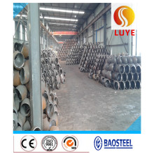 Нержавеющая сталь холоднопрокатное 2B поверхности 45 градусов локоть
