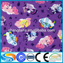 printing baby tc fabric flannel fabric