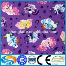 printing baby tc fabric flannel fabric