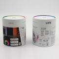 Customized Packaging Paper Cylinder Gift Box
