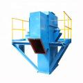 Industrial belt bucket elevator conveyor