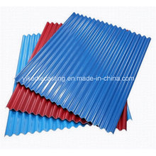 Toiture de tuiles de résistance à la corrosion de haute usine de la Chine