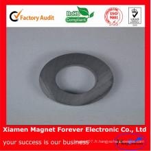 Tige de ferrite magnétique permanente de haute qualité