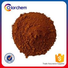 Óxido de ferro marrom 530 para revestimentos e tintas