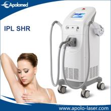Épilation de chargement initial de Shr / épilation de laser de chargement initial d'Elight de rf / IPL Shr