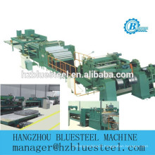 Used Metal Steel Coil And Sheet Slitting Cut To Length Line For Sale