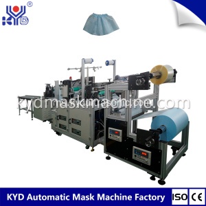 Layer Double Layer Shoe Cover Machine