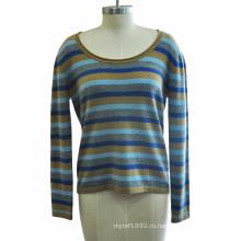 100% кашемир женщин вязаный свитер