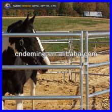 Heiß getaucht Galvanisierte Metall Pferd Zaun / Pferd Barrieren