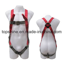 Full-Body Polyester Adjustable Professional Protective Security Industrial Harness Safety Belt
