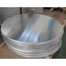 Aluminiumblechscheibe