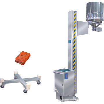 2017 TS series promotion, SS band feeder, GMP food feeder