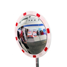 PC Round Traffic security reflective Convex Mirror for Blind Spots at Corners