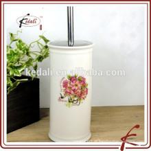 Hot Sell 2015 Mini grés Cerâmica Banheiro Set Titular Escova Titular