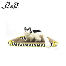 Premium Por Atacado Gato Brinquedos Em Forma de Ouriço Sólida Cat Scratcher Cartão Gato Túneis SCS-7011