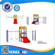 Équipement du parc d'attractions du type Swing
