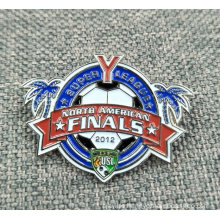 Factory Customized Enamel Metal Logo Badge Lapel Pin