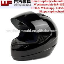 OEM Custom half-face Plastic Motorcycle helmet mould for new Design Plastic Motorcycle helmet 2017 new mold for half-face helmet