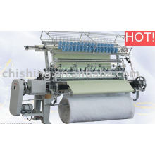 máquina de acolchado mecánica