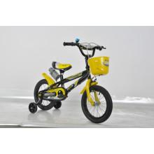 """2016 14"""" crianças Bicycle/Kid′s moto com quatro rodas infantil moto"""